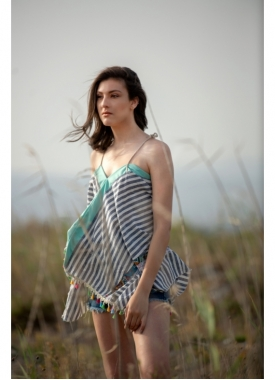 Poncho Summer Blouse SPECIAL OFFER